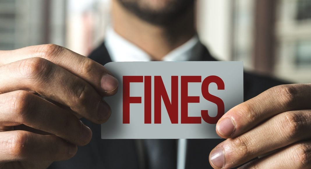 Government fines